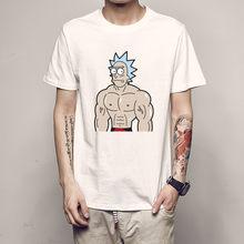 76693278 Design Genius pickle Beefcake Rick T shirt men Ricka and morty tshirt punk  tops hipster tee shirt rick y morty t-shirt camisetas