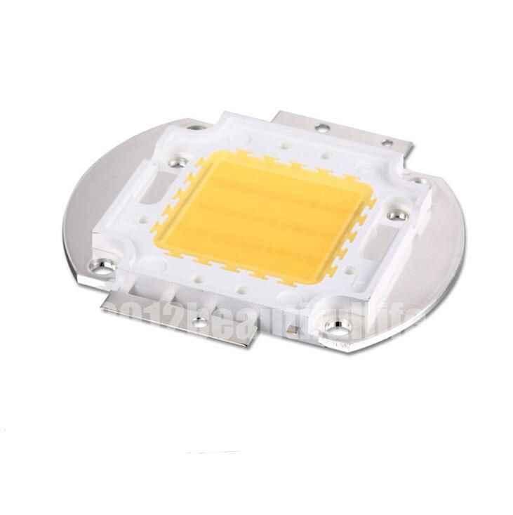 1 W 3 W 5 W 10 W 20 W 30 W 50 W 100 W 400nm-840nm Spettro Completo Bianco alto Potere Ha Condotto La Lampada Acquario