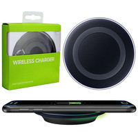 Free Shipping Cheapest Mini Wireless FAST Charge Qi Charging Stand Pad For Samsung S6 And S6