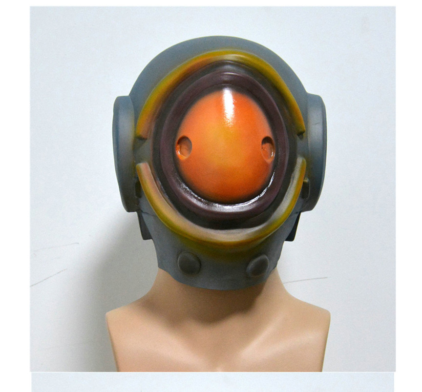 Hot Game Latex Apex Legends Mask Halloween Masquerade Party Face Costume
