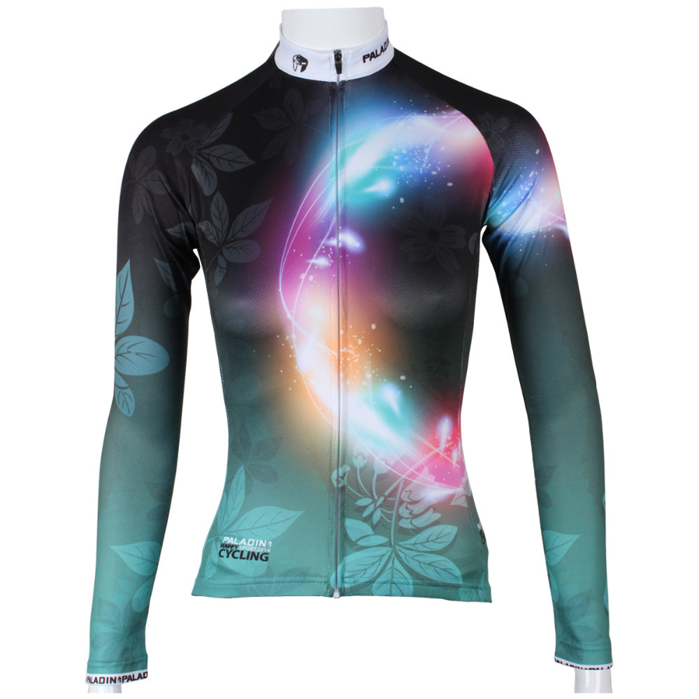 2017 Sale Maillot Ciclismo Mavic New Flowers Pattern Womens Long Sleeve Cycling Personas Lris Bike Clothing Breathable Xs-6xl  2017 mavic maillot ciclismo zebra pattern men personality long sleeve cycling breathable bike bicycle clothes polyester s 6xl