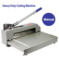 Strong Shearing cuting knife XD 322 Aluminum Sheet Cutter Heavy Duty PCB Board Polymer Plate Metal Steel Cutting Machine 1pc