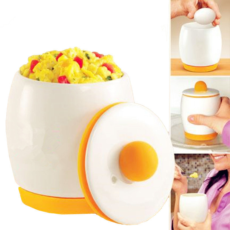 oeuf tastic en ceramique micro ondes egg cuisson outils pour la maison cuisine instantanement la chaleur parfaitement bonne cuisine outils