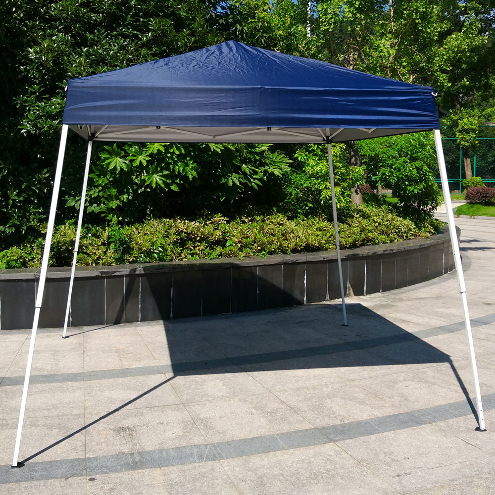 3 x 3M Portable Outdoor Waterproof Sun Shade Sails Folding Tent Blue     3 x 3M Portable Outdoor Waterproof Sun Shade Sails Folding Tent Blue