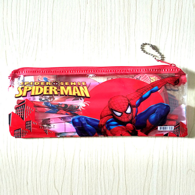 Spiderman Set for School