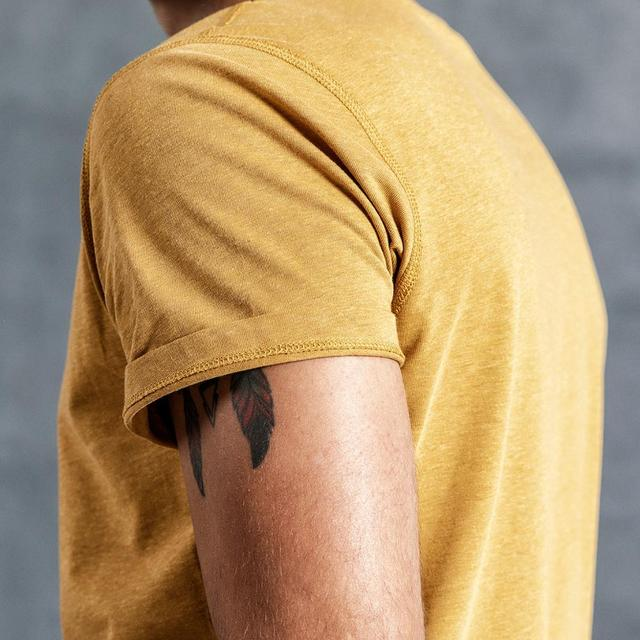 100% colored cotton crew neck short sleeve casual high quality men tops