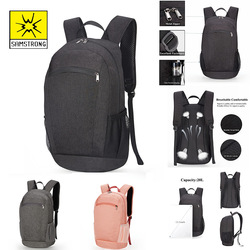 SAMSTRONG 20L plecaki szkolne plecak Camping plecak torba dla nastoletnich dziewcząt chłopców laptopa zewnątrz torby sportowe plecak miasta