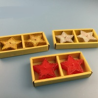 Sáng tạo Thơm Sinh Nhật Đám Cưới Đám Cưới Nến Đầy Màu Sắc Dễ Thương Stars Nến Flameless Nến Cho Trẻ Em Quà Tặng Trang Trí Sinh Nhật