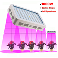 Fitolampy Led 1000W DIAMOND II 1000w Led Grow Light LED Lamp Double Chips Full Spectrum 410-730nm Indoor Plant Flower High Yield