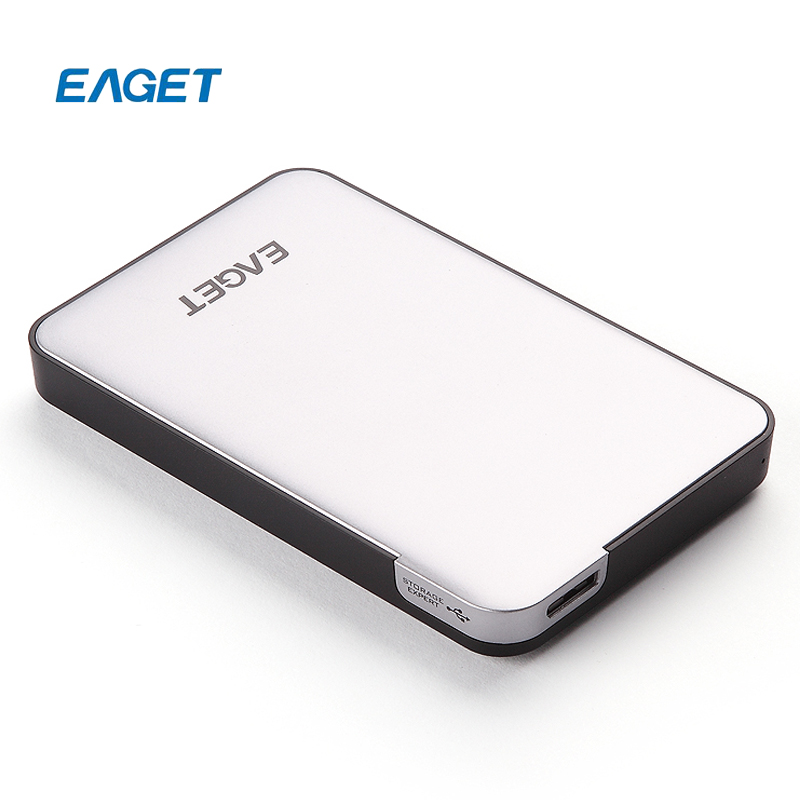 EAGET G30 1TB HDD USB 3.0 High-Speed Shockproof Encryption External Hard Drives HDD Universal Desktop Laptop Mobile Hard Disks
