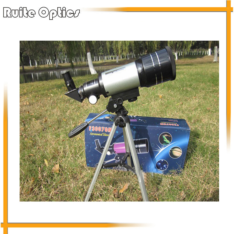 Space Astronomical Monocular Telescope Teleskop Astronomic Professional Refractive Tripod HD Spotting Scope 300/70mm Telescopio bosma 80 900 astronomical telescope monocular equatorial refractive fully coated telescope with portable tripod w2358b