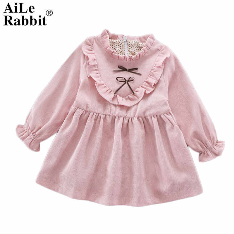 8bb9df7c69d55 Detail Feedback Questions about AiLe Rabbit Girls Baby Dresses ...