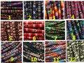 Бесплатная доставка экспресс 500 м 6 мм круглый ткани хлопок шнур ацтеков этнические шнур богемный веревка завернутый нить