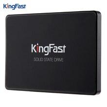 """Kingfast plástico 2.5 """"SATA II SSD de Estado Sólido de unidad de disco Duro interno de 8 GB MLC SATA2 para Notebook y de escritorio HDD drive buena precio"""