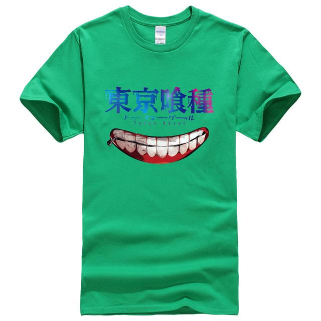 Tokyo Ghoul Cotton Men's T-shirt