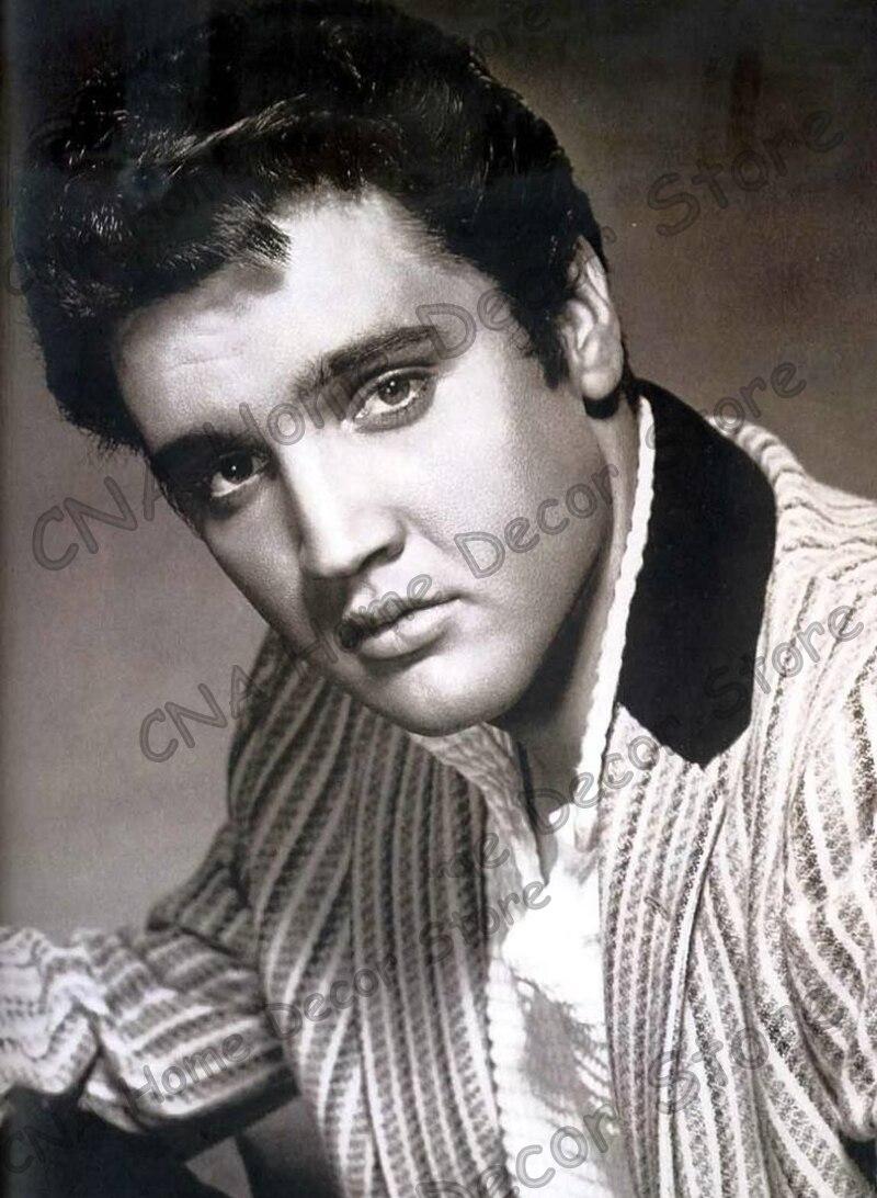 Elvis Photo Full Drill Mosaic Rhinestone 5D DIY Алмаз - Өнер, қолөнер және тігін - фото 3