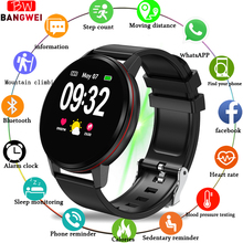LIGE Smart Bracelet Men Women Sport Watch Heart Rate Monitor Pedometer IP67 Waterproof fitness tracker Wristband for Android iOS q8 fitness tracker women smart watch men smartwatch ip67 waterproof bracelet heart rate monitor sport wristband for android ios