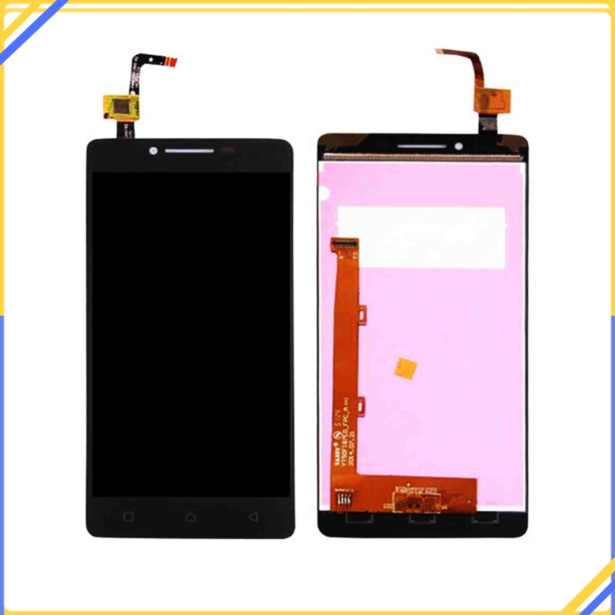 For Lenovo A6010 LCD Display Touch Screen Panel Mobile Phone Lcds Digitizer Assembly Replacement Parts with Free Tools
