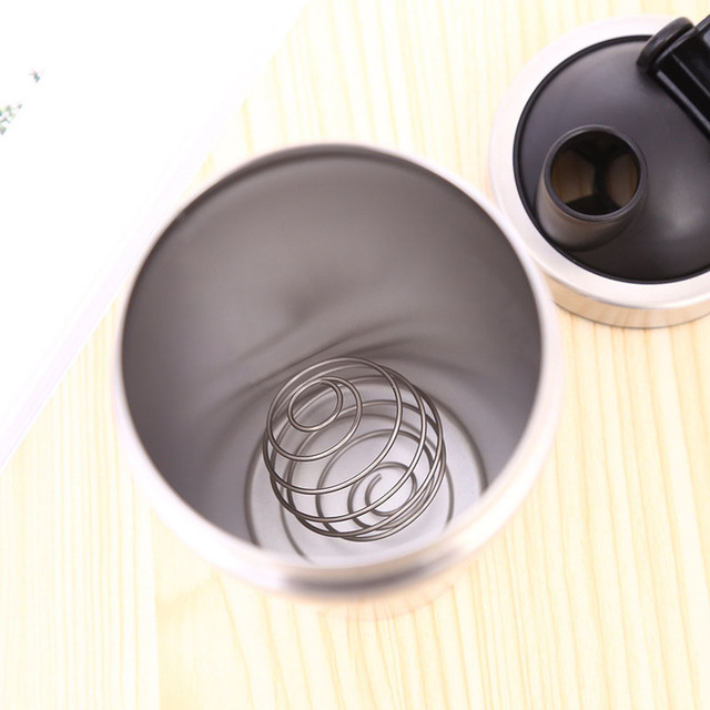 1pcs Stainless Steel Mixed Whisk Ball For Shaker Bottle And Protein Bottle And Fitness Bottle