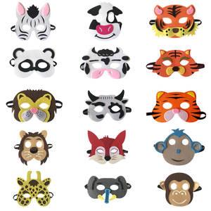 animal mask kid