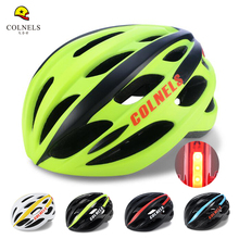 COLNELS cycling helmet rear tail light bicycle helmet ultralight Adult Men Women Teenagers bike helmet