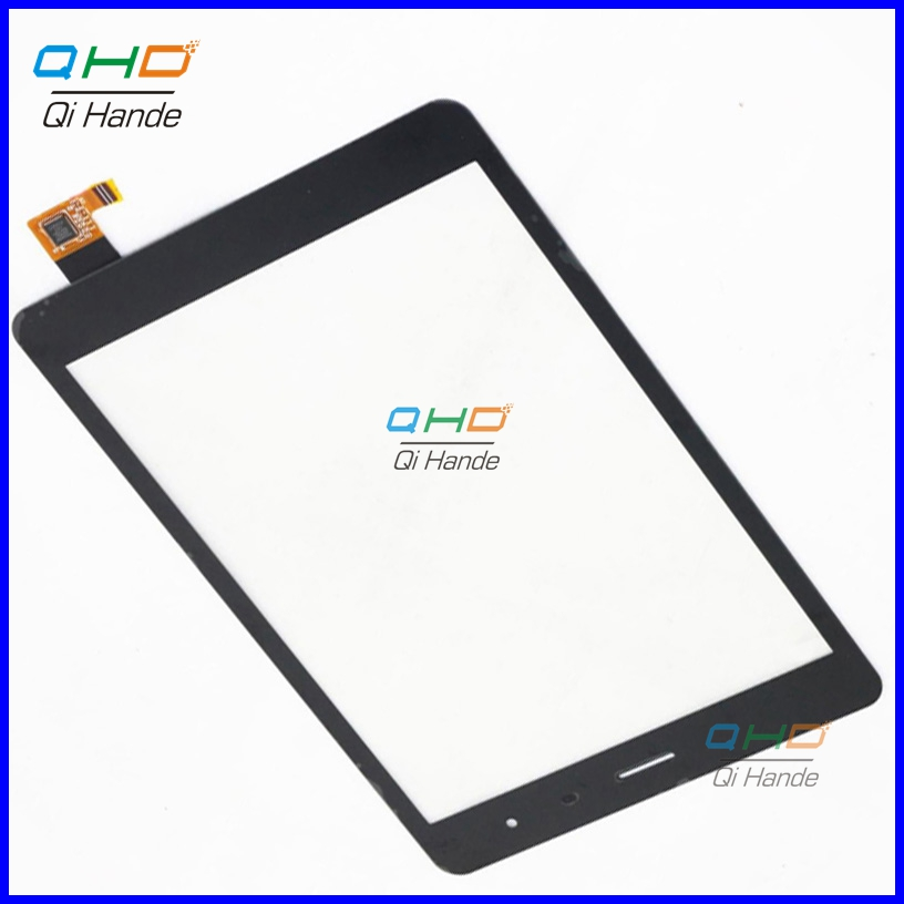 Free Shipping Black New For MODECOM FreeTAB 7.5 IPS X4 3G+ 7.85 Tablet Touch Screen Panel Digitizer Glass Sensor Replacement