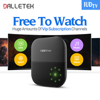 Amlogic S912 Octa Core Tv Box Android 6 0 T95VPRO With IUDTV Subscription Full Europe UK