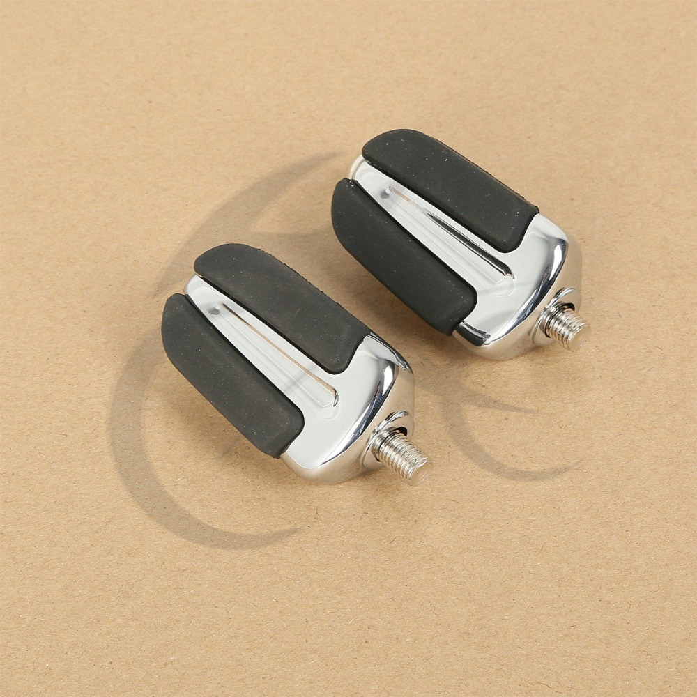 Slipstream chrome shifter peg para harley touring flh softail flst sportster xl 883 1200 dyna softail
