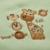 $ Number capas Anti-Pilling Polar Caliente Suave Forma de Bahía de Luz niños de Dibujos Animados Bebé Swaddle Mantas
