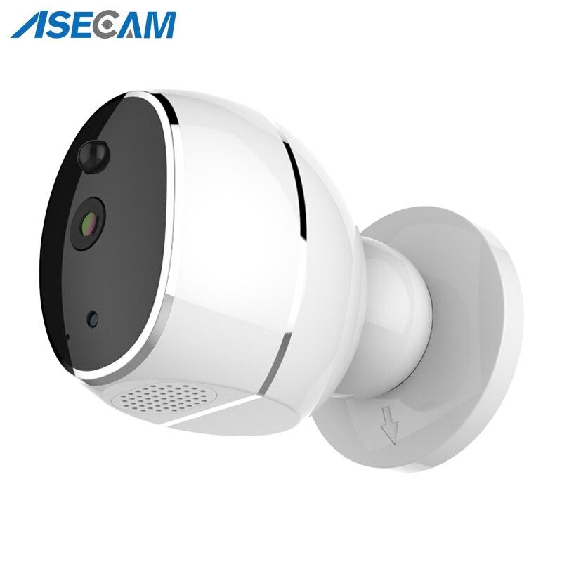 HD 720 P sans fil bébé moniteur haute résolution batterie caméra de sécurité WiFi interphone extérieur étanche sans fil IP caméra