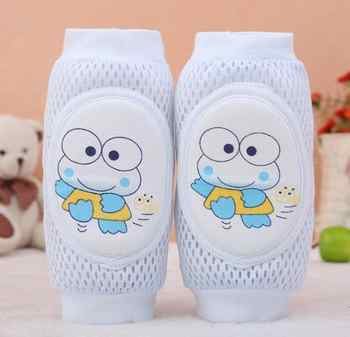 Baby Knee Pads Leg Warmers Cotton Safety Crawling Elbow Cushion Baby Childish knee Protectors for Children Kids