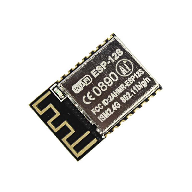 Elecrow 10pcs/lot ESP-12S Wifi Module ESP8266 Remote Serial Port WIFI Smaller Ultra Low Power DIY Kit