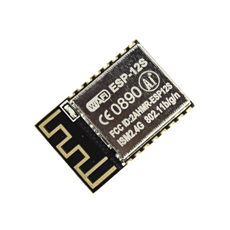 Elecrow 10pcs/lot ESP-12S Wifi Module ESP8266 Remote Serial Port WIFI Smaller Ultra Low Power DIY Kit