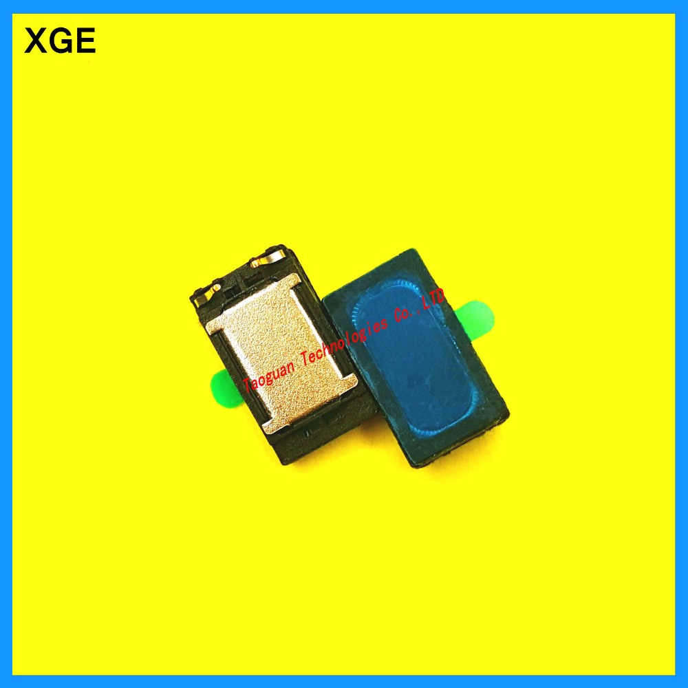 2pcs/lot XGE New Loud Music Speaker Buzzer Ringer Replacement For Elephone P8000 5.5 Highscreen Omega Prime S  Top Quality