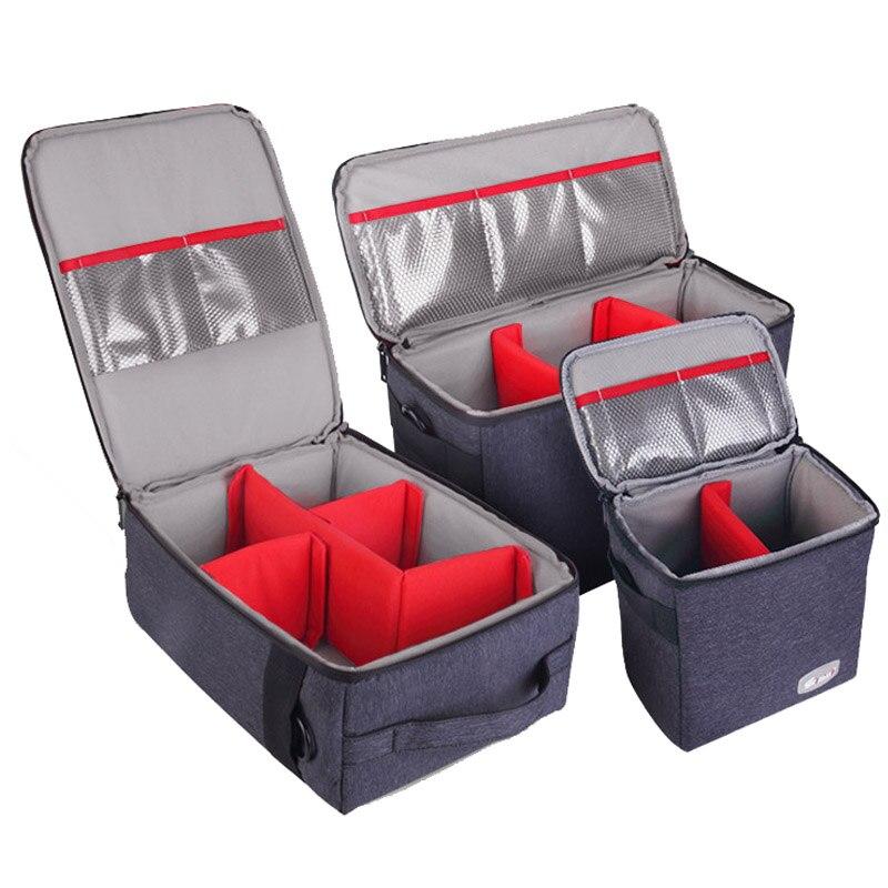 camera bag dividers