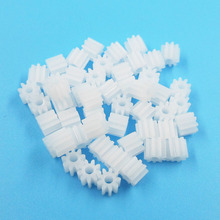 92A Gear Modulus 0.5 9 Tooth POM Plastic Gears Model Toy Fitting Accessories
