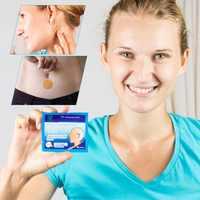 KONGDY Marke 10 teile/schachtel Anti Motion Krankheit Patch Chinesische Traditionelle Pflanzliche Medizinische Pflaster Gesundheit Pflege Verhindern Erbrechen