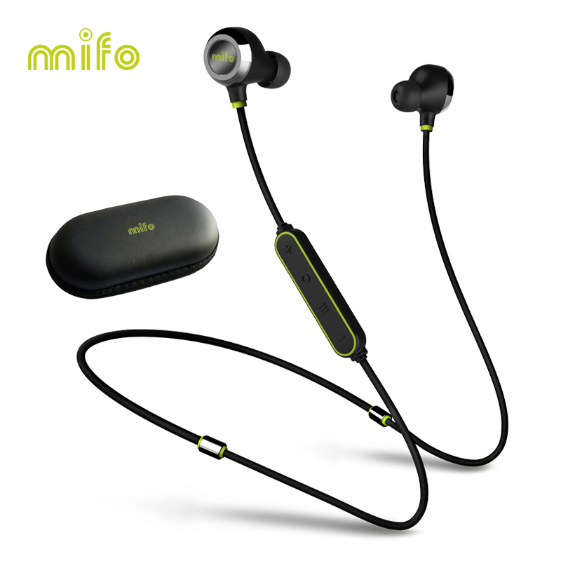 Magnetic Neckband Wireless Earphone Bluetooth Earbuds Workout Sports Waterproof Headset Anti-sweat Stereo Headphone For Running in ear bluetooth earphone anti sweat wireless bluetooth 4 0 sport headphone c08 black yellow red green blue