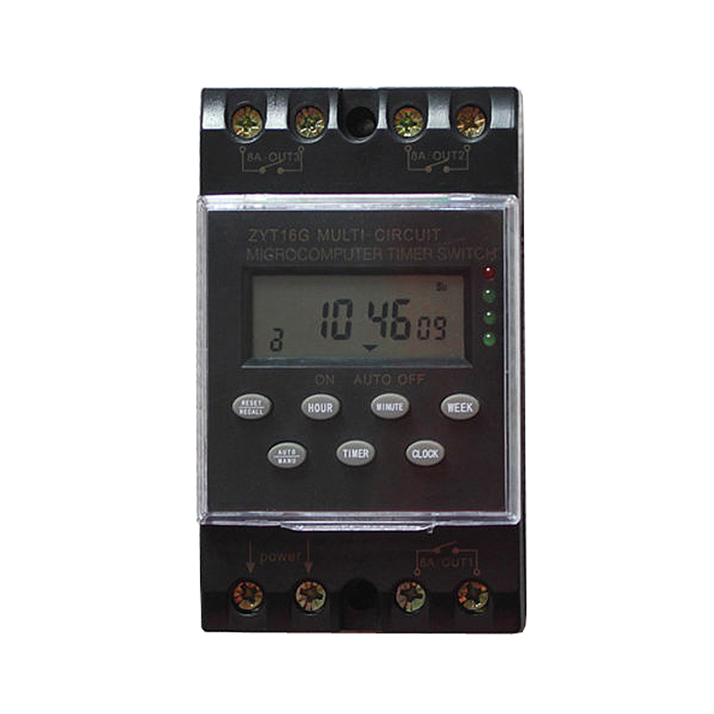 NEW ZYT16G-3a Multi Channel Automatic Program Programmable Digital Timer Switch For Industrial Use