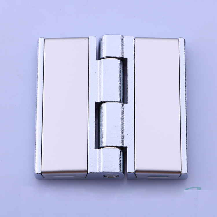 100*104mm boîte porte charnière machines industrielles équipement boîte contrôle électrique armoire porte charnière matériel partie Distribution boîte