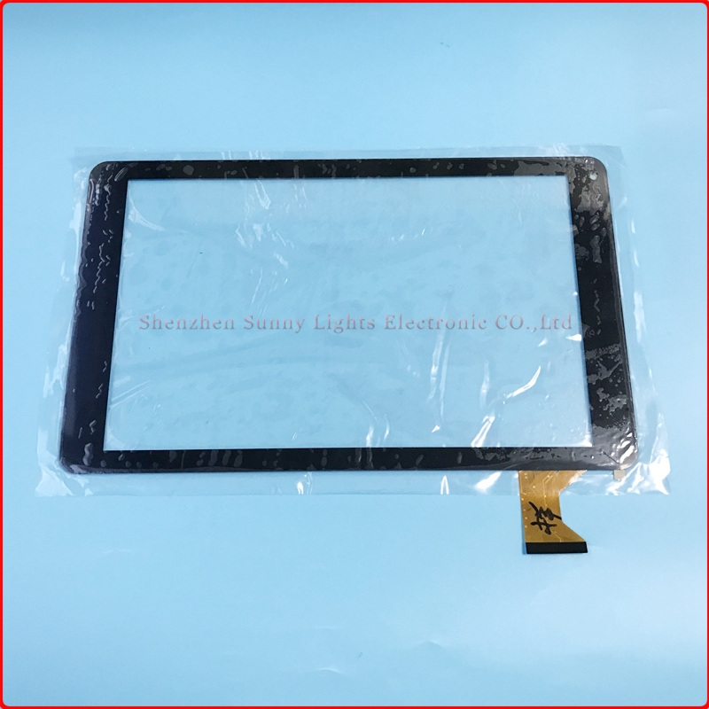 New 10.1inch Touch Compatible Touch Screen For MJK-0710-FPC Tablet Touch Screen Touch Panel Sensor Capacitive Touch MJK-0710-FPc