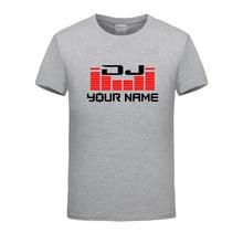 DJ Your Name Men's T-Shirt / 12 Colors