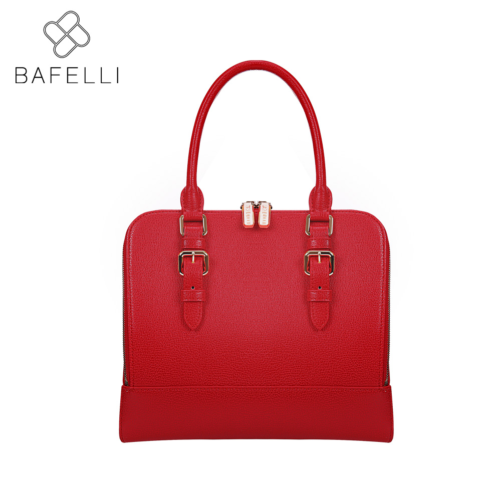 BAFELLI vintage saffiano shoulder handbag split leather crossbody bags hot sale fashion luxury womens messenger bag