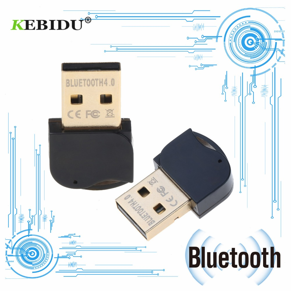 Dual Mode Bluetooth 4.0 USB Dongle Adapter Connector for JVC KS-UBT1 Car Audio