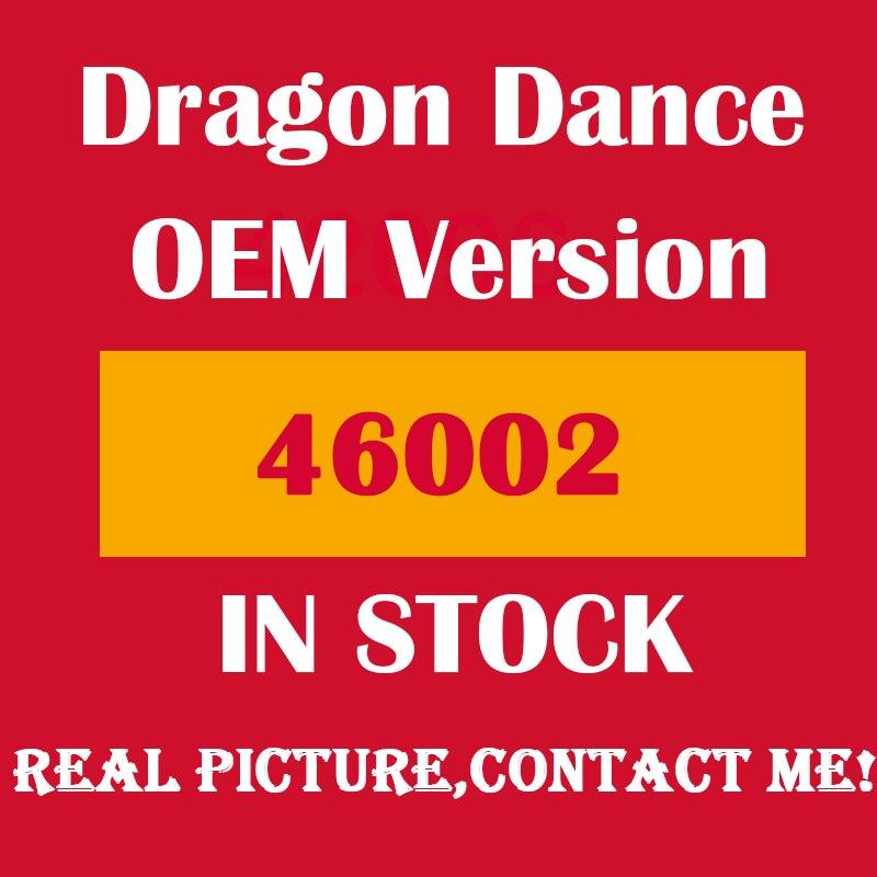 46001 46002 Chinesische Neue Jahr Vorabend Abendessen Dragon Dance Gebäude Blocksdiy Modell Bricks Spielzeug Für Kinder Kompatibel Legoinglys Set Neueste Technik