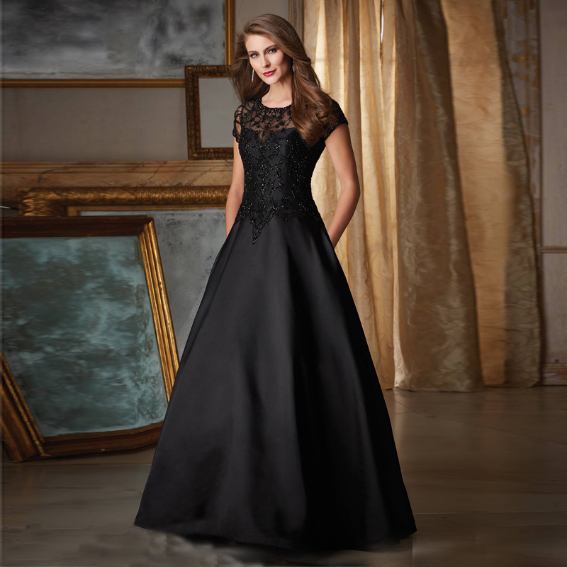 Gown Dressing Chauffaun: Woman Dresses Fresh Style Cap Sleeves Scoop Neck Champagne