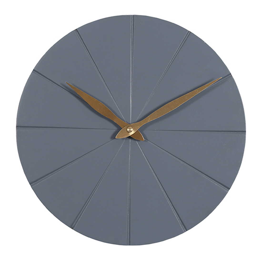 12 Inch Nordic Style Creative Mute Wall Clock Simple Fashionable Silent Quartz Clock For Home Living Room Decor