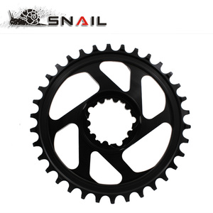 Image 5 - MTB GXP bicycle Crankset fixed gear Crank 30T 32T 34T 36T 38T 40T Chainrings Chainwhee for sram gx xx1 X1 x9 gxp Eagle NX
