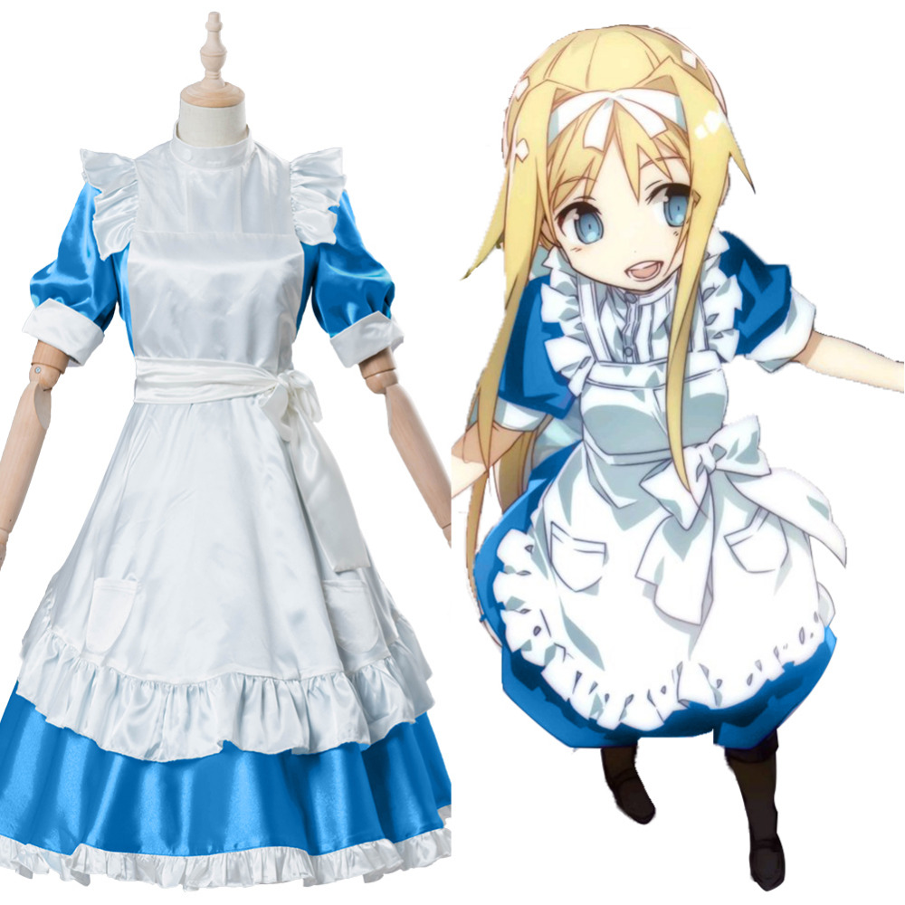 SAO Alicization Alice Dress Cosplay Costume Sword Art Online Costume  Outfit-in Anime Costumes from Novelty & Special Use on Aliexpress.com |  Alibaba Group
