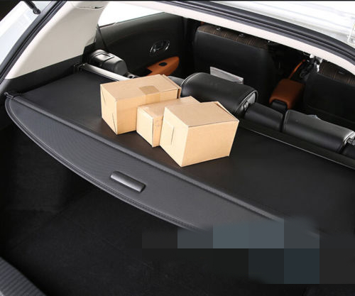 Fit For 14 Honda HR-V HRV Vezel cargo blind cover parcel shelf shade trunk liner car rear trunk security shield cargo cover for lexus rx450h 2009 2015 parcel shelf shade trunk liner screen retractable